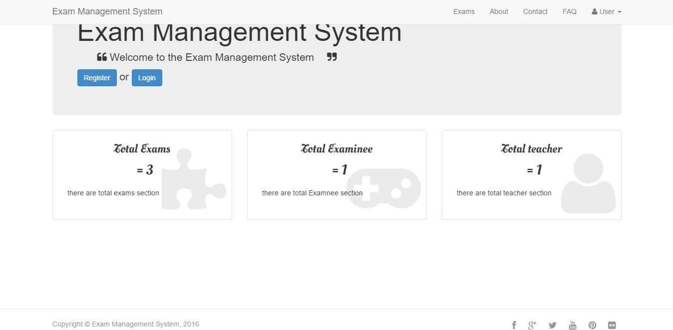 Online Exam Online Exam Script Open Source Based Online