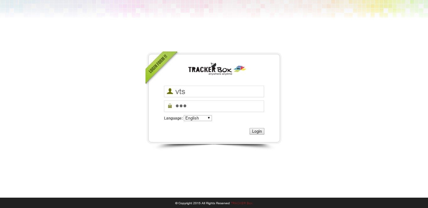 Open Source Based Vehicle Tracking Software