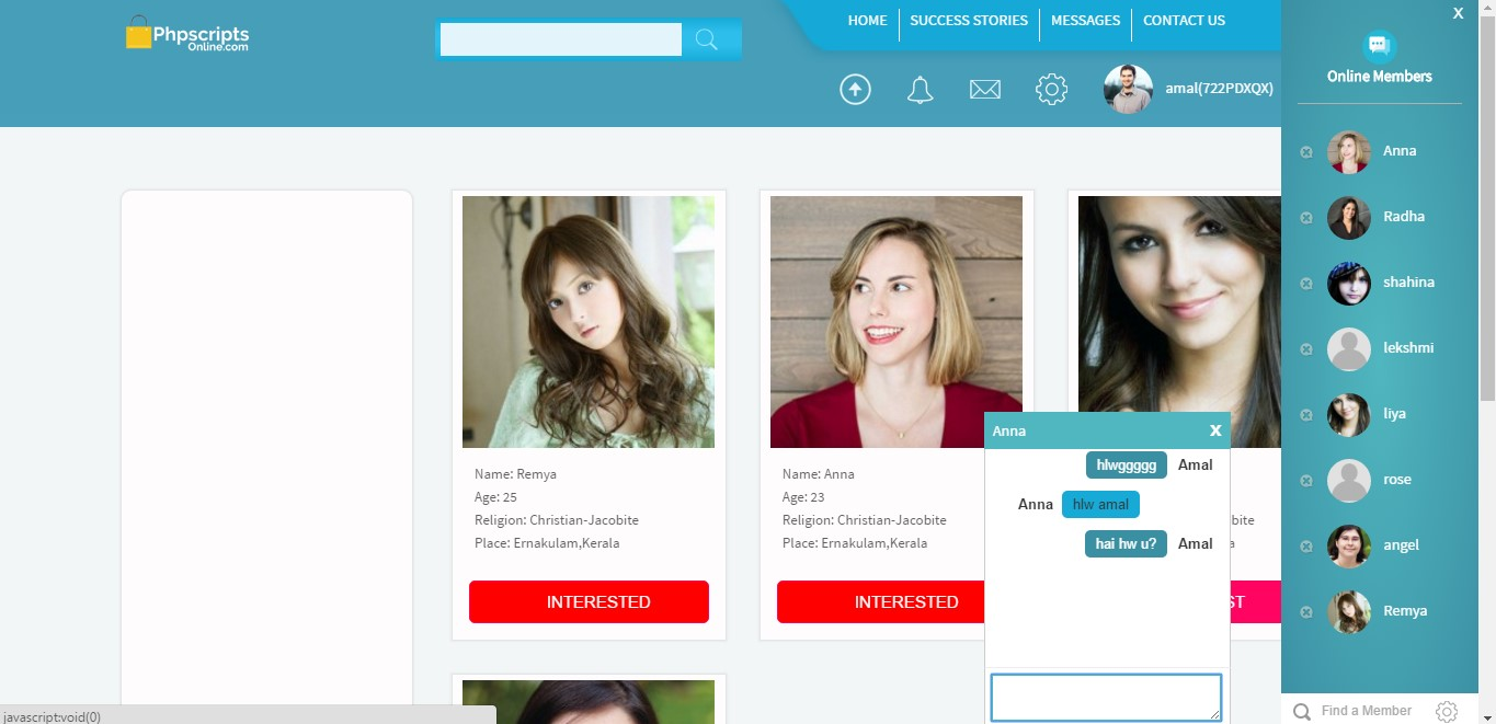 open source dating software We develop turn-key dating websites and install 21,000,000 real members only $29900 dating software dating scripts  perfect templates.