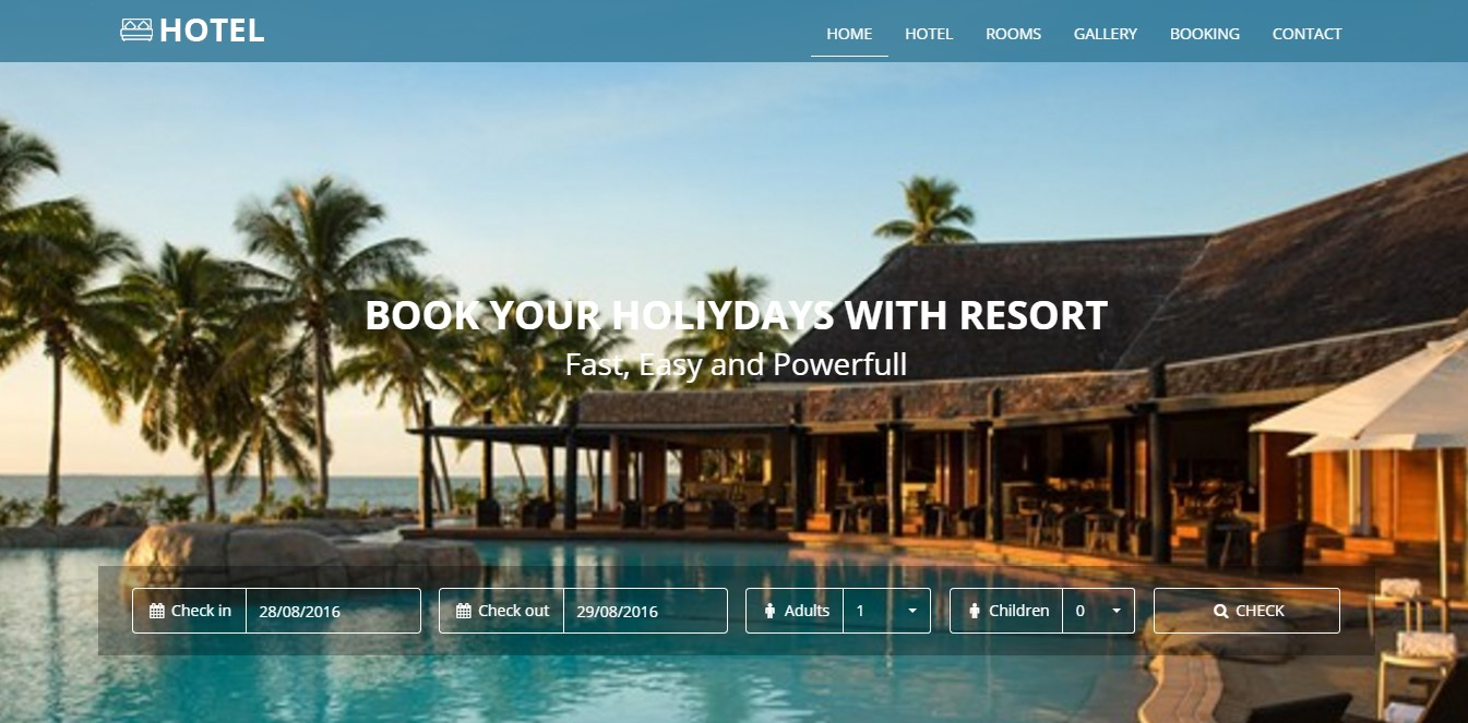 Online hotel booking script online hotel reservation for Resevation hotel