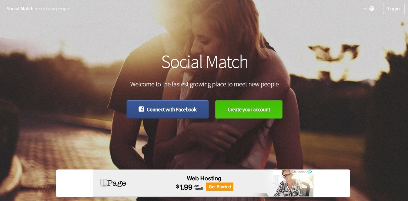 Open source social dating site