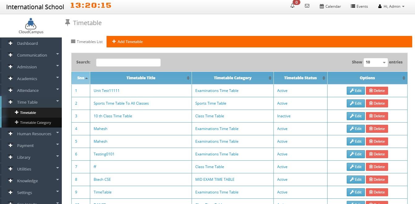 Open Source School Management Script Php Based School