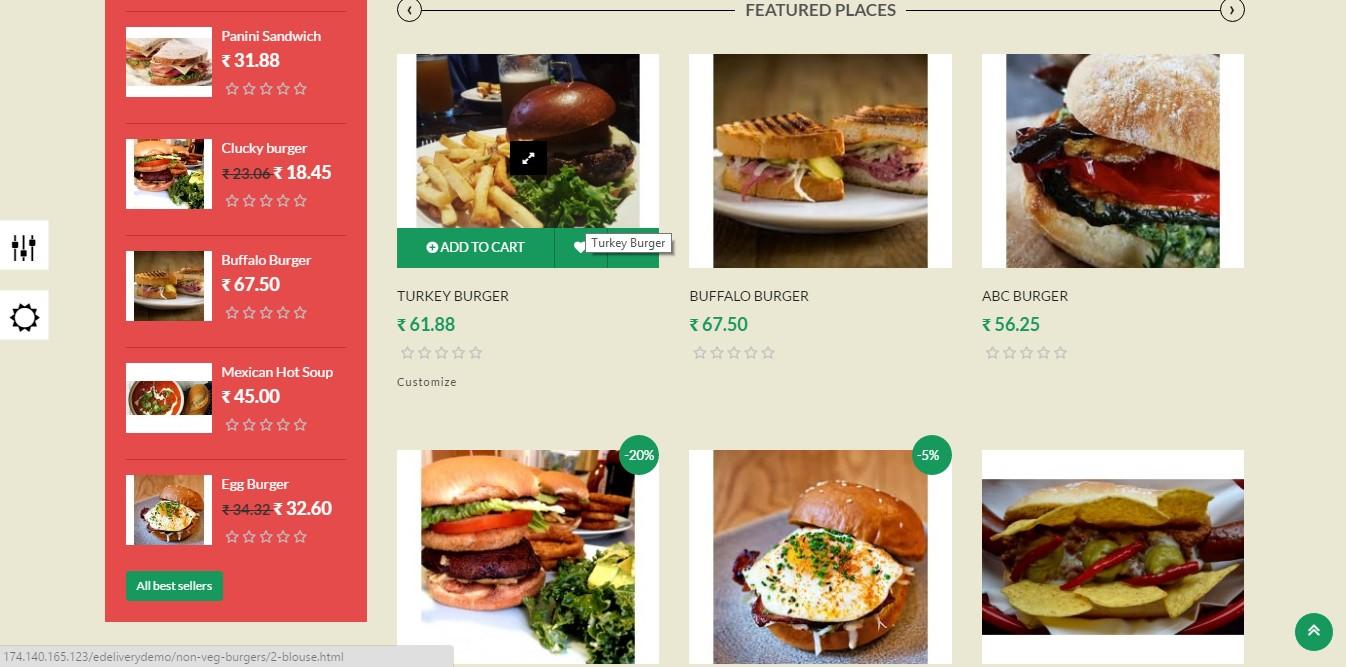 Restaurant Online Booking Script Online Food Ordering