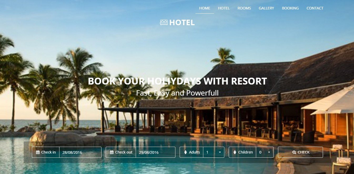 online resort reservation system thesis With the updates of its reservation system, femar garden hotel and resort hotel reservation and billing system system online hotel reservation system thesis.