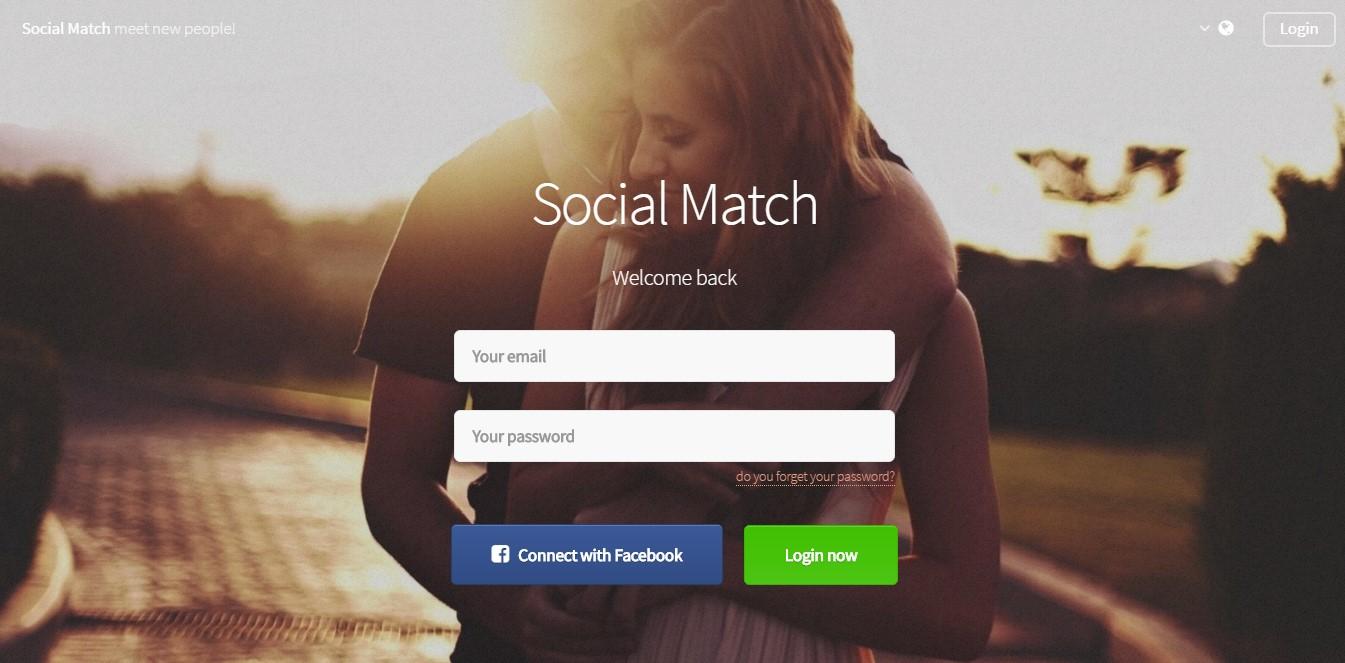 Dating site script