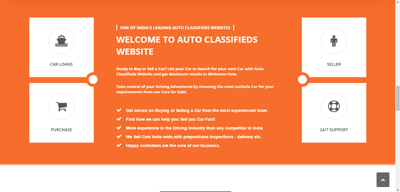 PHP Auto Classified Script, Vehicle Classified Script, Boat ...
