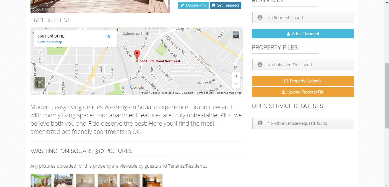 Php Based Property Management System Rental Management