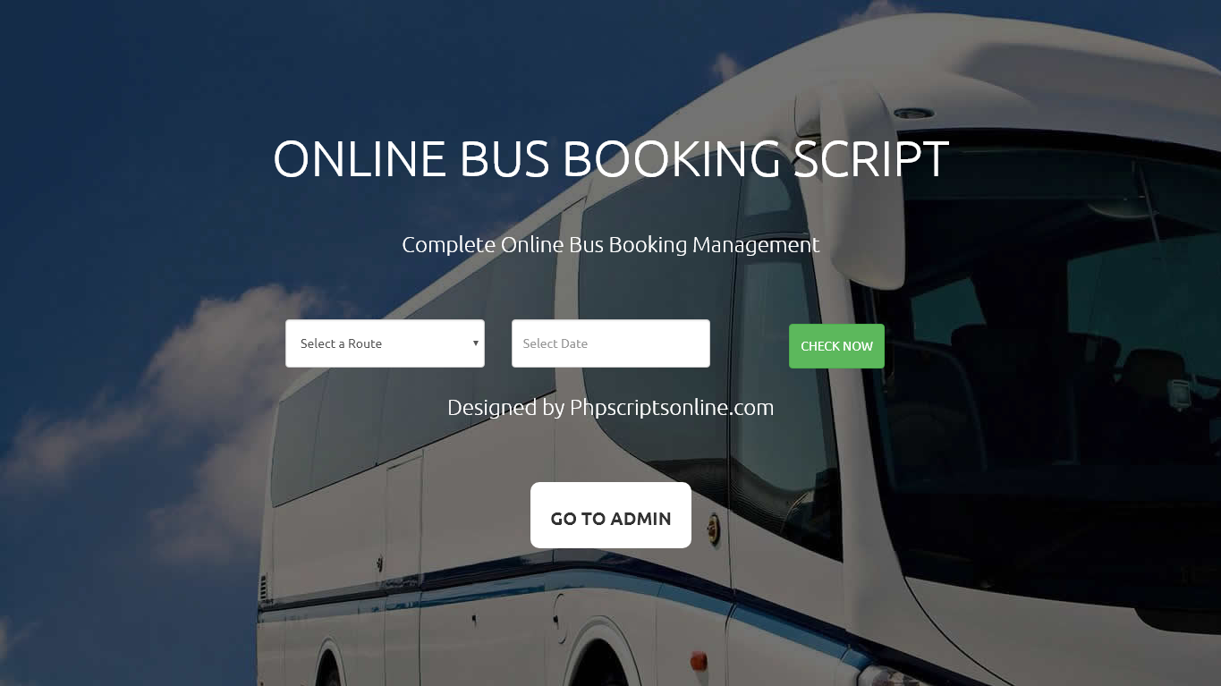 Online bus ticket booking coupons