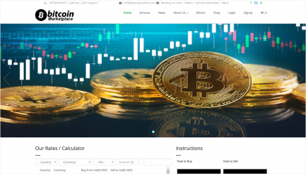 bitcoin buy and sell ecommerce script