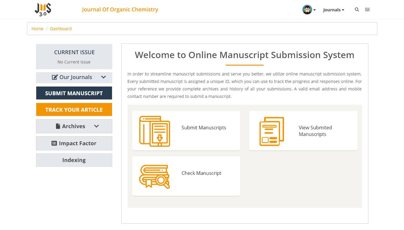 Multi Journal Management Script