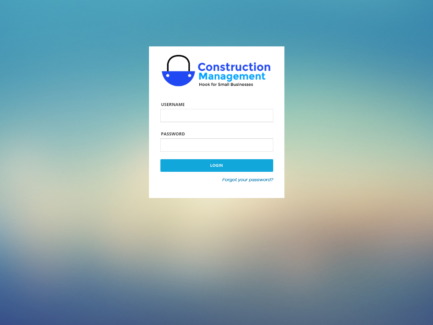 construction project estimation software