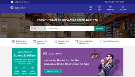 B2B Marketplace Platform