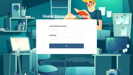 Hostel Management Software